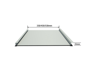 Al-Mg-Mn Roofing System